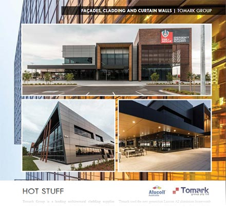 Our project published in 'Australian National Construction Review' magazine